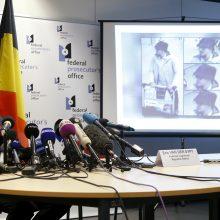 Prokurorai prašo pagalbos, ieškant įtariamo sprogimų Briuselio oro uoste rengėjo