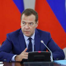 Žiniasklaida: JAV parengė naujų sankcijų Rusijai paketą