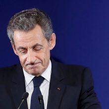 N. Sarkozy po paskutinės atmestos apeliacijos turės dalyvauti teisme