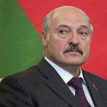 A. Lukašenka: Rusijos ir Baltarusijos aljansas turi būti grindžiamas lygiateisiškumu