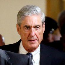 JAV Teisingumo departamentas paviešino suredaguotą R. Muellerio ataskaitą