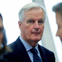 """ES: """"Brexit"""" reikš naujas prekybos su Šiaurės Airija kontrolės priemones"""