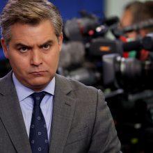CNN padavė į teismą Baltuosius rūmus dėl draudimo juose lankytis reporteriui