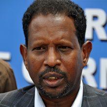 Mirė per praėjusios savaitės išpuolį sužalotas Somalio sostinės meras