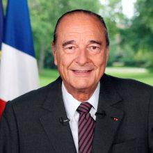 Lietuva prisimins ir J.Chiraco paramą integracijai į ES, ir raginimą patylėti dėl JAV