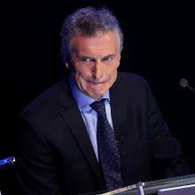 Argentinos prezidento brolis sumuštas per apiplėšimą
