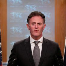 JAV dar kartą paragino Europą priimti buvusius IS kovotojus