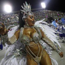 Rio de Žaneire – sambos karnavaliniai pasirodymai