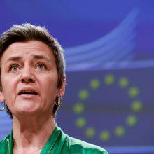 EK patvirtino Lietuvos parengtą 110 mln. eurų ekonomikos rėmimo garantijų schemą