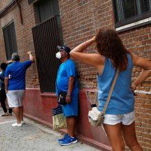 Ispanijoje antrą dieną paeiliui neužfiksuota nė vienos mirties dėl koronaviruso