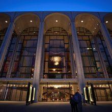 Metropoliteno opera Niujorke atšaukia visą 2020/21 metų sezoną