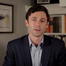 Džordžija patvirtino demokratų kandidatų pergalę per JAV Senato rinkimus