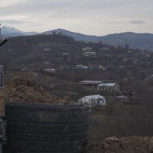 Sprogus minai, žuvo trys Azerbaidžano piliečiai