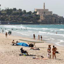 Izraelis nuo lapkričio vėl įsileis turistus