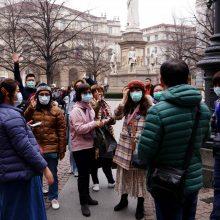 Italijoje koronavirusu užsikrėtė per 300 žmonių, 11 mirė