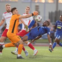 """Hegelmann Litauen"" pirmą kartą klubo istorijoje pateko į LFF taurės pusfinalį"