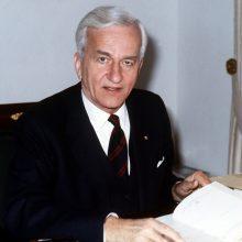 Buvusio Vokietijos prezidento sūnų nužudęs vyras yra nestabilios psichikos