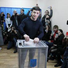 Ukrainos prezidento rinkimų kandidatų kraujyje narkotinių medžiagų nerasta