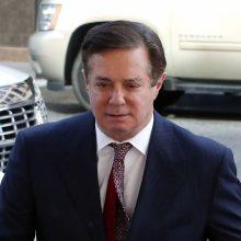 Buvęs D. Trumpo rinkimų štabo vadovas nugabentas į griežtojo režimo kalėjimą