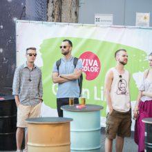 """Muzikos inkubatorius """"Novus"""" artėja link pirmųjų pusfinalių"""