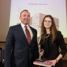 Metų sporto vadybininko titulas – A. Karnišovui