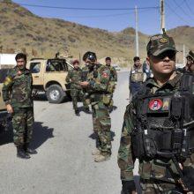 Talibanas perspėja D. Trumpą, kad jis nežino, su kuo turi reikalą