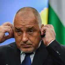 Bulgarijos premjeras per Velykas prašo pasilikti namuose, nors cerkvės bus atidarytos
