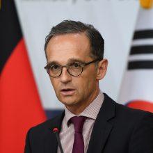 Vokietija nedalyvaus JAV vadovaujamoje misijoje Persijos įlankoje