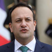 "L. Varadkaras: po kieto ""Brexit"" Airija netaps Britanijos ""galinėmis durimis"" į ES"