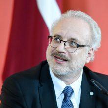 Energetikoje E. Levitas tikisi Latvijos ir Lietuvos glaudesnio bendradarbiavimo