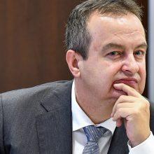 Serbija tikisi išvengti JAV sankcijų dėl rusiškų ginklų įsigijimo