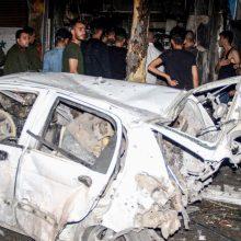 Aktyvistai: per oro antskrydžius Sirijoje žuvo daugiau kaip 40 civilių