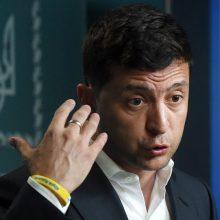 Ukraina pateko į D. Trumpo ir JAV demokratų kryžminę ugnį