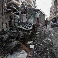 JT ataskaitoje Sirijos vyriausybė kaltinama atakomis prieš ligonines, mokyklas