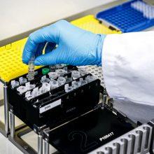 Estijoje nustatyti septyni nauji COVID-19 atvejai