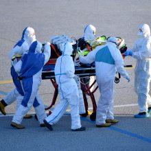 Kanada prognozuoja, kad šalyje COVID-19 pražudys nuo 11 iki 22 tūkst. žmonių