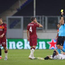 """Sevilla"" ir ""Bayer"" – Europos lygos ketvirtfinalyje"