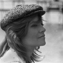 Mirė prancūzų kino žvaigždė N. Delon