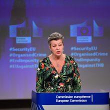 Y. Johansson: ES turi duoti tvirtą atsaką į Baltarusijos sukeltą migracijos krizę