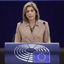 ES įspėja dėl dvigubos epidemijos