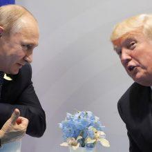 Viceministras: susitarimo dėl V. Putino ir D. Trumpo susitikimo kol kas nėra