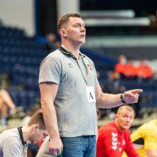 Lietuvos rankinio rinktinė sužinojo varžovus Europos čempionate (trenerio komentaras)