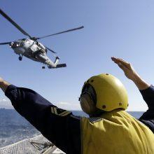 """Baltijos ir kitų NATO šalių pratybos """"Open Spirit 2021"""" vyks Suomių įlankoje"""