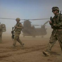 Pentagonas: pasitraukimas iš Afganistano baigtas daugiau kaip 95 proc.