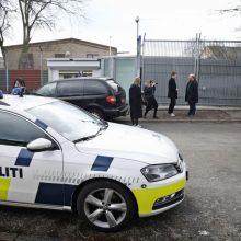 Danijos policija tiria 100 antkapių išniekinimą
