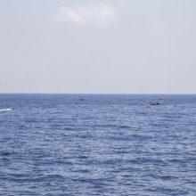 Prie Libijos nuskendo 15 migrantų