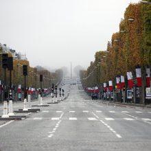 JT ekspertai ragina Prancūziją iš esmės perrašyti kontroversišką saugumo įstatymą