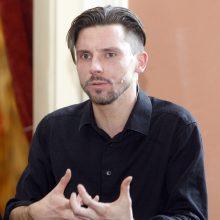 Metų aktoriumi tituluotas Jonas Baranauskas.