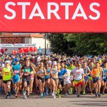 Egzotiškų valstybių bėgimo mėgėjus pritraukiantis maratonas sieks ypatingo statuso