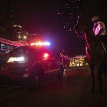 Čikagoje minint Nepriklausomybės dieną per spūstį sužeisti 14 žmonių